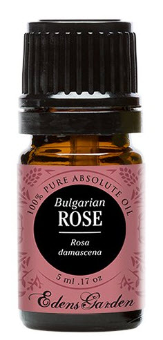 12478ab28916 Rose (Bulgarian) 100% Pure Therapeutic Grade Absolute Oil by Edens Garden-  5 ml