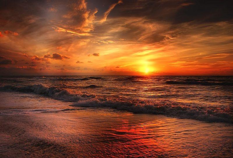lucid dreaming beach