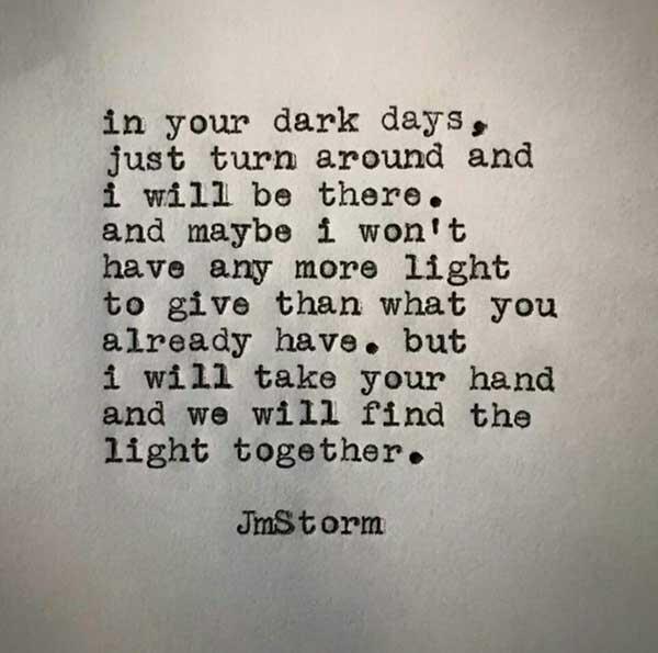 show them the light