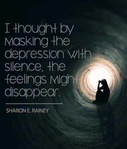 stop depression
